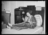 Mis England, Radiolympia, London, 1934.