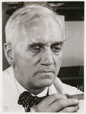 'Sir Alexander Fleming', 1945.