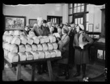 Free bread, 1935