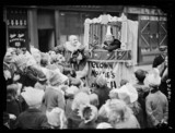 Punch and Judy Show, 13 May, 1937.