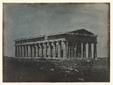 'Paestum, The Great Temple...', 1841.