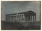 'Paestum, The Great Temple...', 1841.