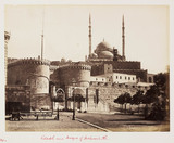 'Citadel and Mosque of Mohamed Ali', 1882.