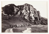 'Torquay, The Giant Rock At Watcombe', c 1880.