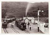 'Ffestiniog, Small Gauge Railway', c 1880.