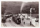 'Ffestiniog, Small Gauge Railway', c 1880.