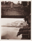 'Part of Lower Bridge', c 1871.