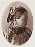 'Mode of Dressing the Hair', c 1871.