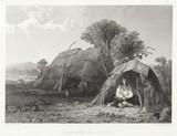 'Menstrual Lodge', North America, 1853.
