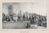General assembly of the Boyars, Bucharest, Romania, 15 July 1837.