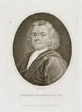 Herman Boerhaave, Dutch physician, chemist and botanist, early 18th century.
