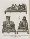 Indian holy men, 1809.