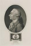 Friedrich Gottlieb Klopstock, German poet, 18th century.