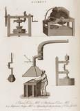 Pigment grinding mills, 1822.