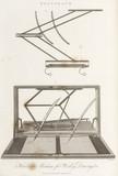 'Hawkins's Machine for Writing, Drawing etc', 1825.