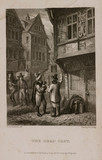 'The Dead Cart', 1665.