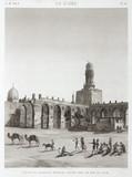 An ancient mosque near Bab el-Nasr, Cairo, Egypt, c 1798.