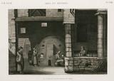 Glasworks, Egypt, c 1798.