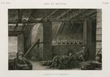 Making salt ammonia, Egypt, c 1798.