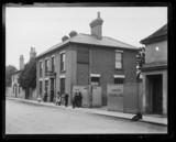 'Napier Arms Public House', c 1900.