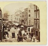 Grafton Street, Dublin, c 1885.
