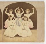 Dancers, c 1885.