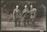 German soldiers, c 1914.