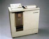 Xerox 'Telecopier 485' fax machine, 1980.