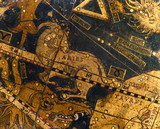 Celestial globe, 1533-35.