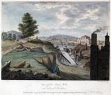 Greenfield bras mills, Flintshire, c 1792.