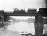 Scarborough Bridge, York, 1948.