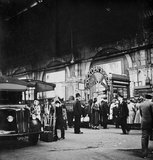 Victoria station, c 1935.