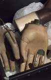 Prosthetic hands in storage at Blythe House, Science Museum, 2007.