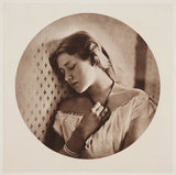 'Ellen Terry at the Age of Sixteen', 1863.