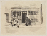 'The Little Shop', c 1902.