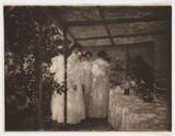 The Buffet', 1907.