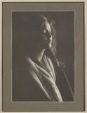 'A Head', 1900.