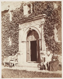 'The Almshouse', 1855.