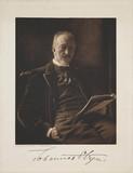 Johannes Olzen, c 1908.