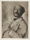 Alfred Kerr, 1904.