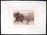 Rural scene, c 1900.