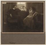 'Mannerkopf', 1928.