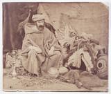 William Morris Grundy in native costume, c 1855.