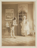'On N'Entre Pas', 1912.