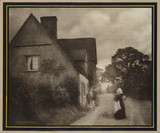 'A Cottage in the Lane', 1905.