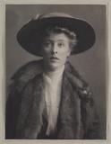 'Portrait', 1909.
