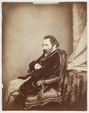 'Adam Salomon', c 1870.