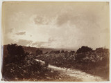 'Evening on Culverdon Down, Tunbridge Wells', c 1868.
