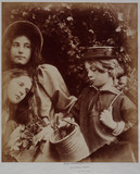 'The Rosebud Garden of Girls', 1868.