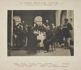 'The Solar Club', 1869.
